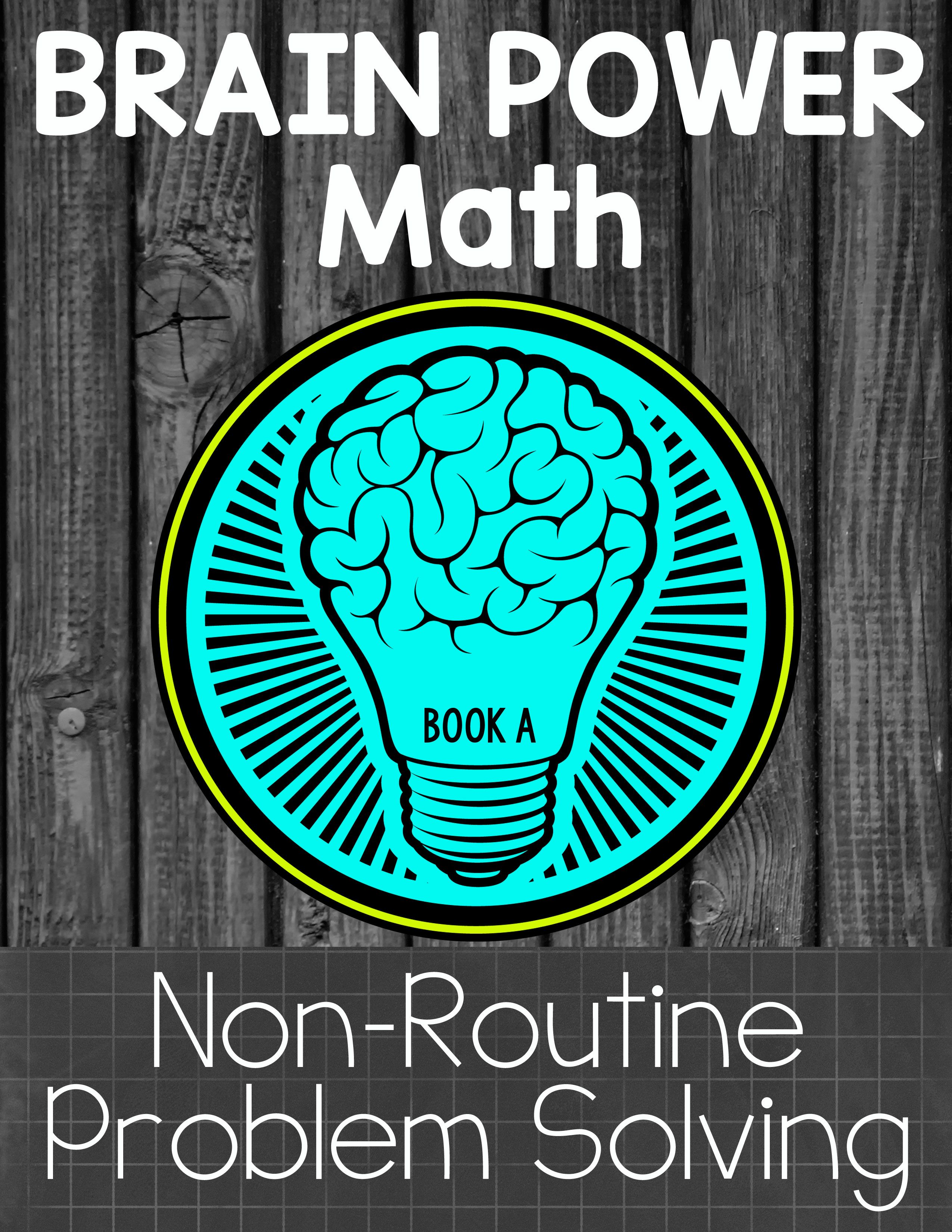 Math Problem Solving {Book A} | FifthGradeFlock.com | Pinterest ...