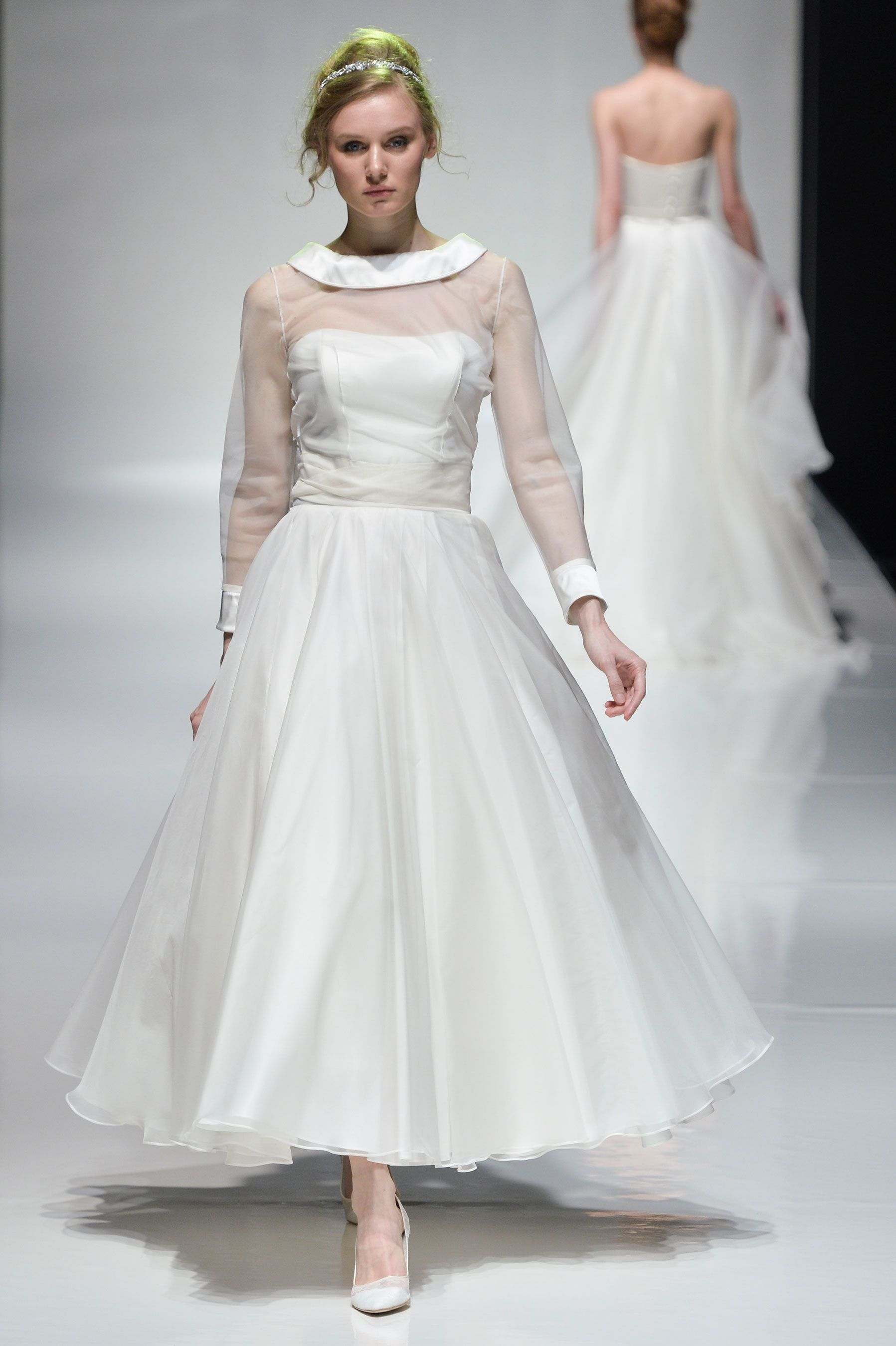 Oprah wedding dresses  Suknie ślubne  Qiana Q wiosna  fot Imaxtree  Future