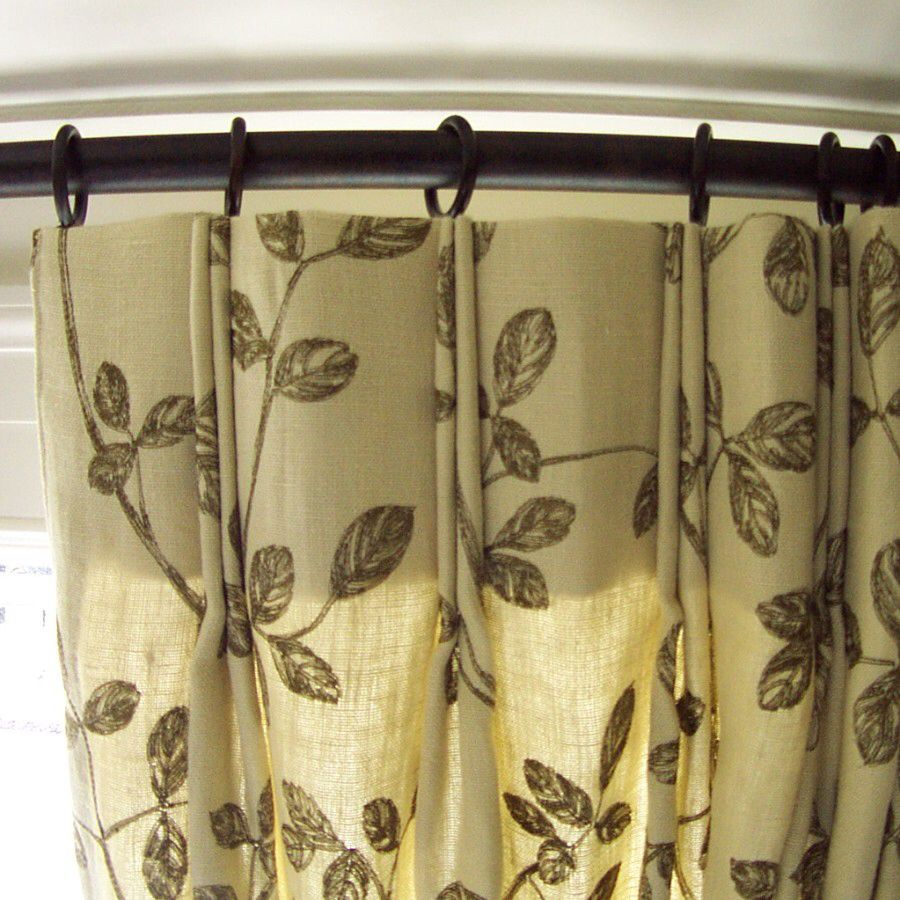 Tuck pleat | Drapery: pleats, heading \u0026 top | Pinterest | Window ...
