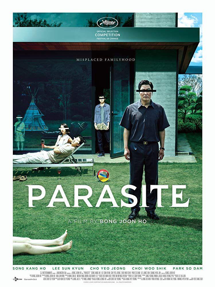 """""""Parasite"""" (2019) All unemployed, Kitaek's family takes"""