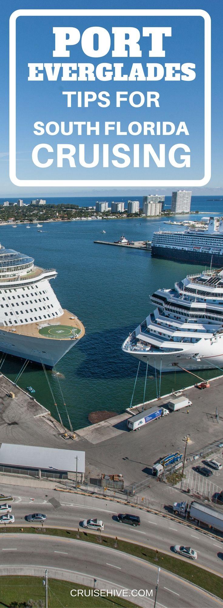 Port Everglades Tips For South Florida Cruising Eastern Caribbean Cruises Cruise Port Everglades