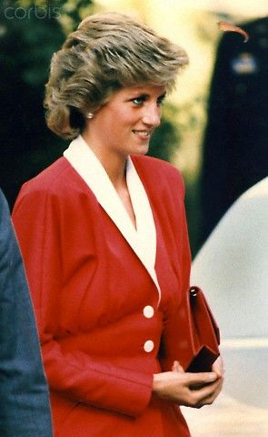 Princess Diana Visit Washington, D.C. in 1985