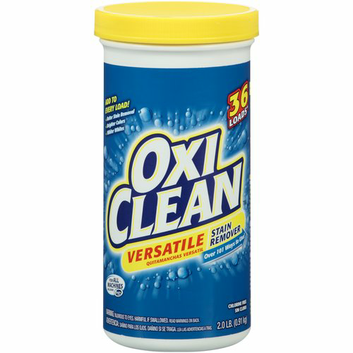 I'm learning all about OxiClean Stain Remover at @Influenster!