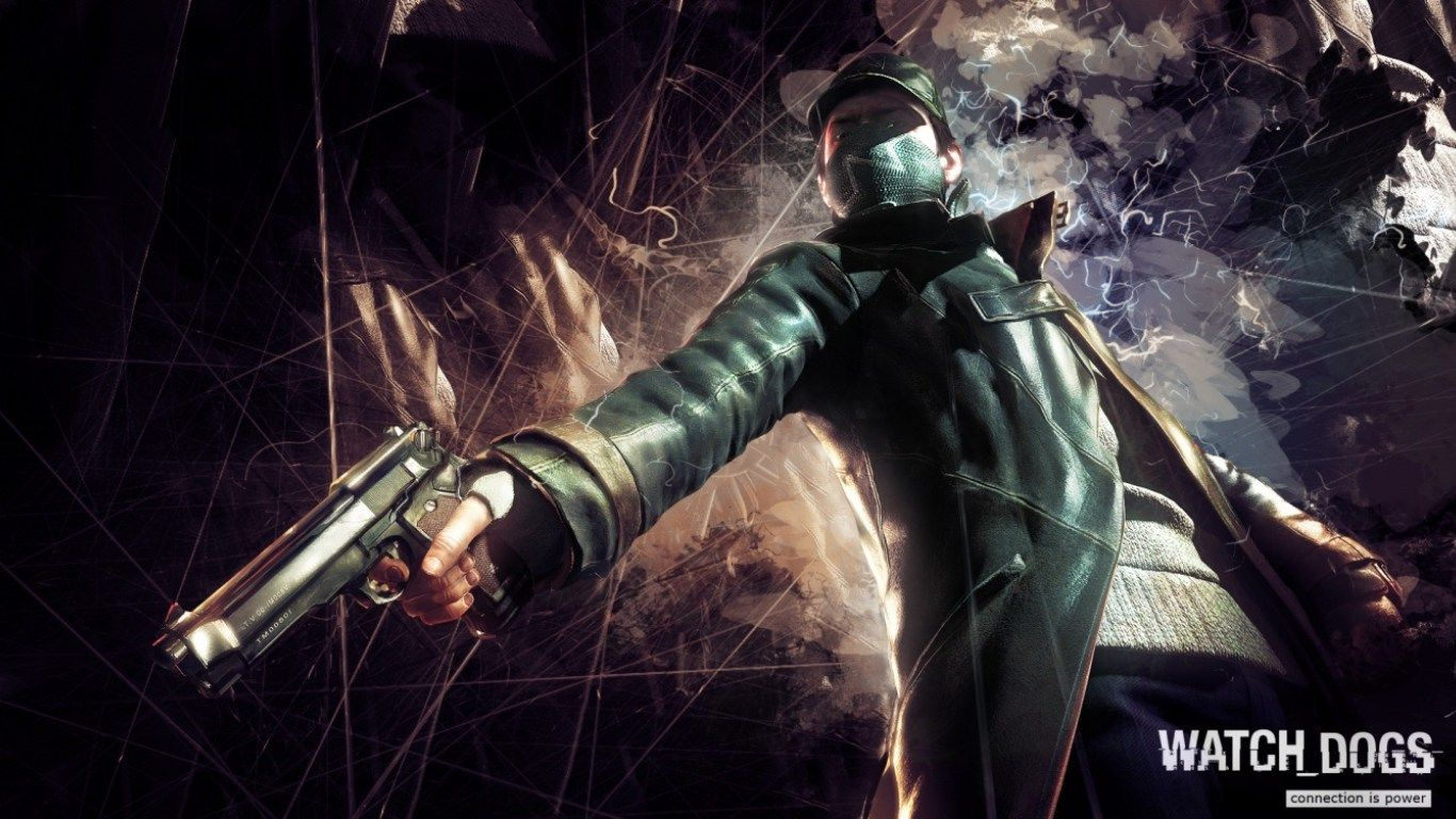 Watch dogs wallpaper hd gaming wallpapers hd pinterest gaming watch dogs wallpaper hd voltagebd Images