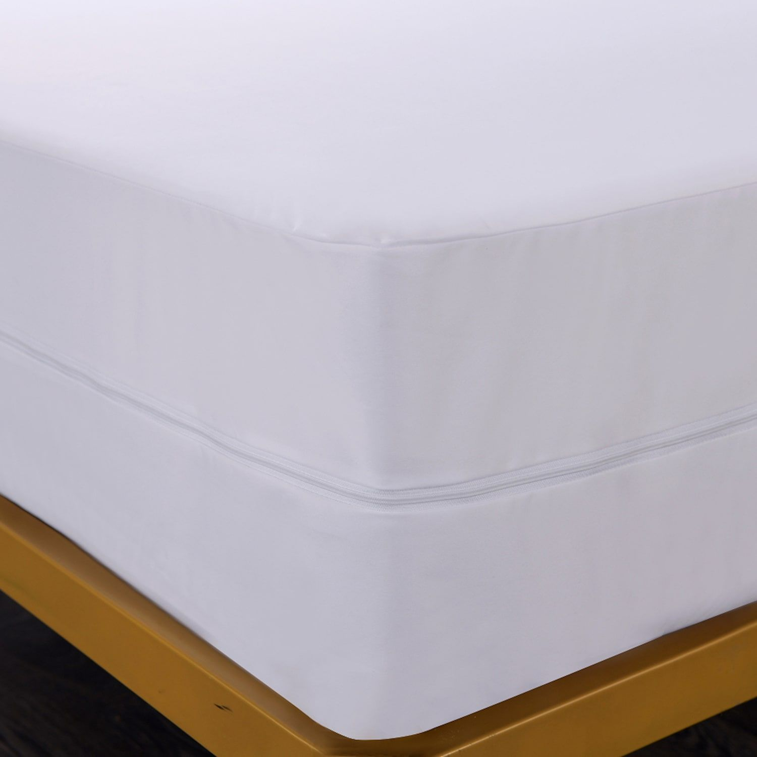 Permalux Waterproof Encasement Mattress Protector Mattress Bed
