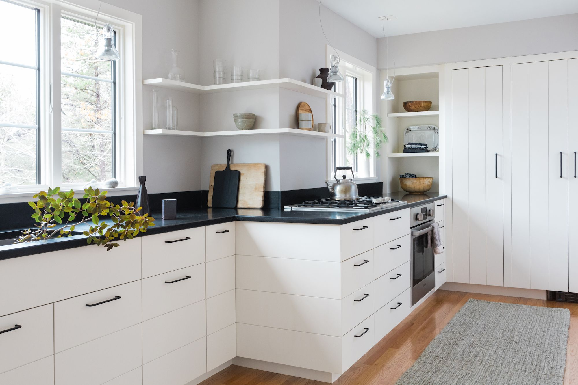 A Japanese-Inflected Kitchen with Bosch Home Appliances | Kitchens ...