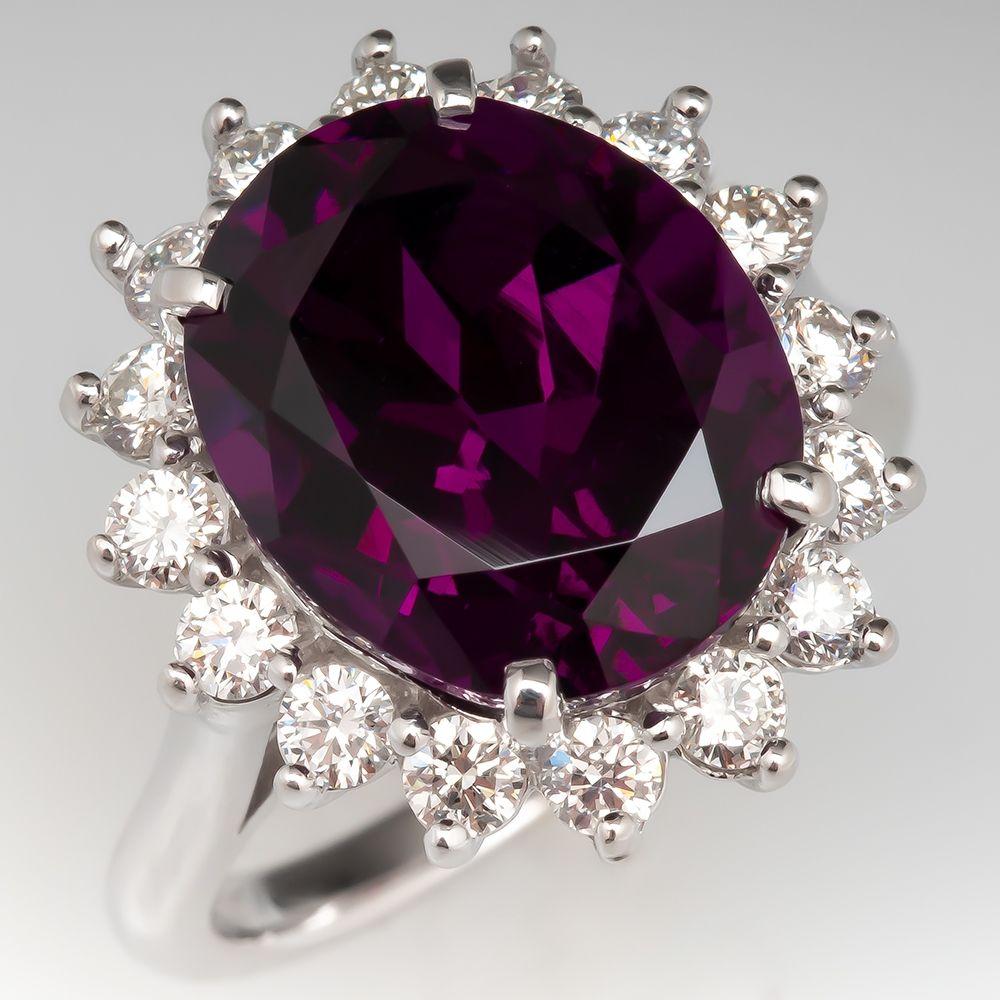 19+ Purple wedding rings sets info