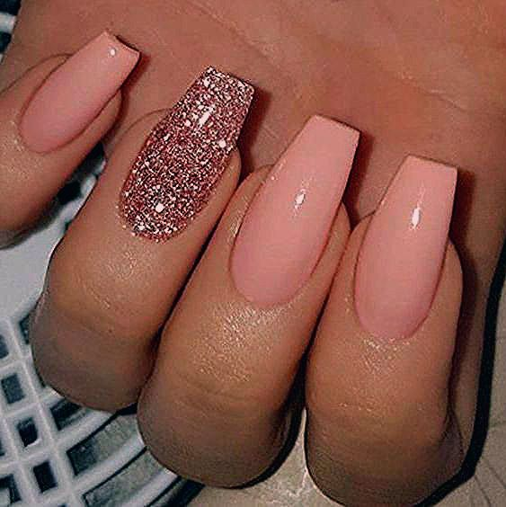 Photo of Coffin Nails Short