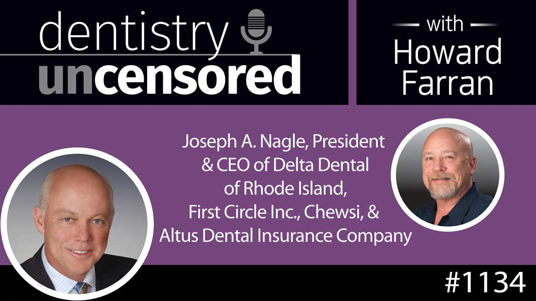 Joe Nagle Is President And Ceo Of Delta Dental Of Rhode Island And Its Subsidiaries Which Include Altus Dental