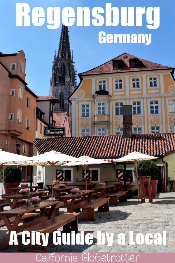 The Historic Town of Regensburg
