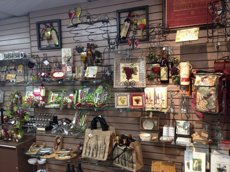 We Recently Expanded Our Selection Of Wine Related Gifts, Accessories And  Home Decor Items. Available At Memento Gift Shop 111 La Plaza Downtown Palm  ...
