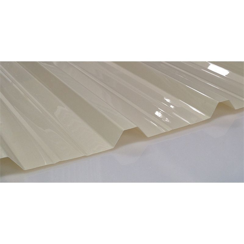 Suntuf 3 0m Smooth Cream Trimdek Polycarbonate Roofing Roofing Polycarbonate Dog Pens