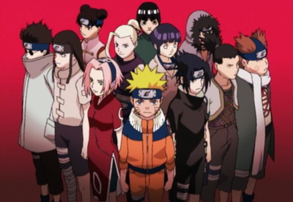 Konoha 12 With Images Naruto Characters Naruto Characters