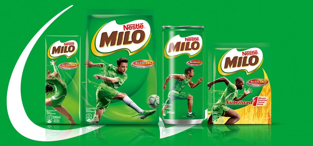 Nestle Milo Cba Designing Brands With Heart
