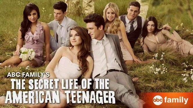 The Secret Life Of The American Teenager In Pic Amy Ricky Ben