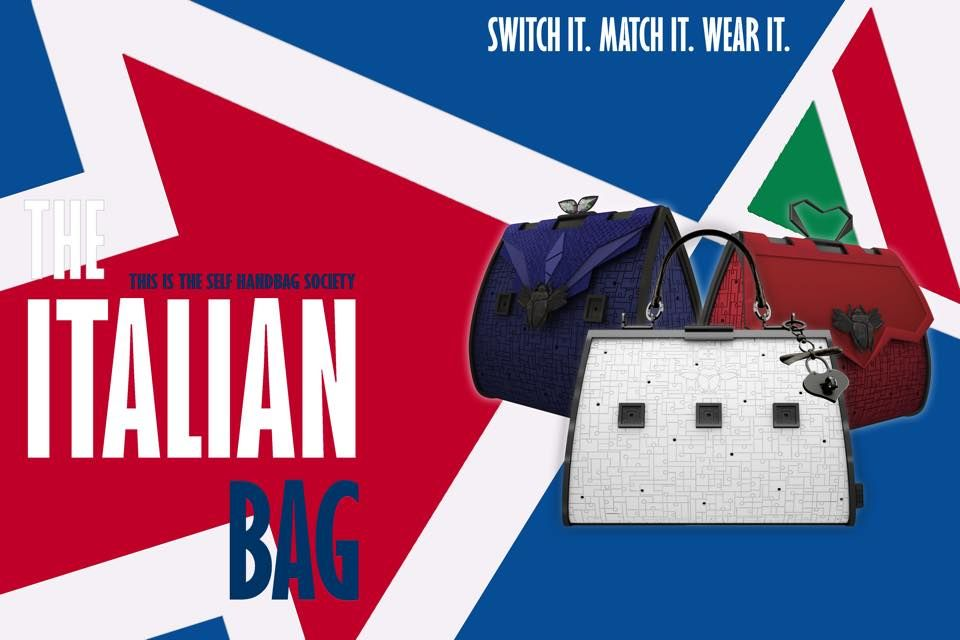 🔴⚪️🔵THE ITALIAN BAG🔵⚪️🔴 👉•SwitchME!• 👛🔛👜 B39® ➕39 -ComingSoon- #switchme • Plus39 is a new innovative Italian brand for customizable and interchangeable handbags. #plus39 #plus39group #newbrand #italianbrand #italianstyle #madeinitaly #milanstyle #playmates #excelsior #powergirl #artbags #application #b39 #bag #pornbag #chic #change #comingsoon #handbag #different #favourite #fashionbag #lovebag #red #blue #white #italianjob #italianbag #iBag Plus39group