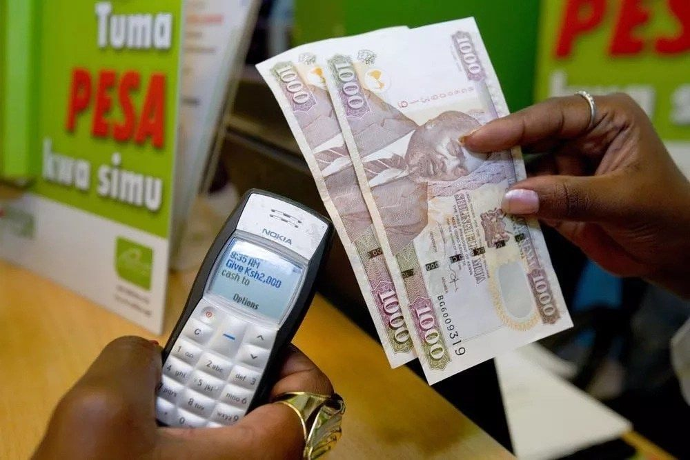 How To Send Money To Skrill Through Mpesa