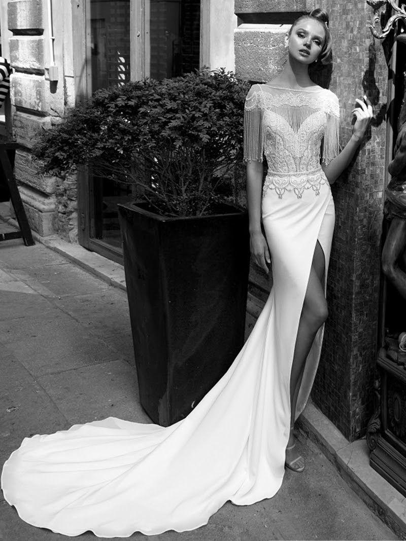Julie Vino Frühjahr Brautkleider 2018 11 | Hochzeit | Pinterest