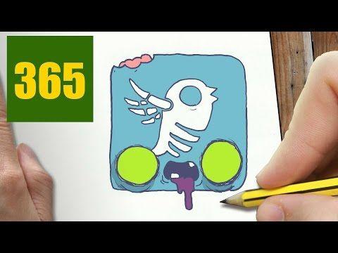Halloween kawaii youtube 365 dessins pinterest dessin kawaii 365 dessins et dessin - Comment dessiner un zombie ...