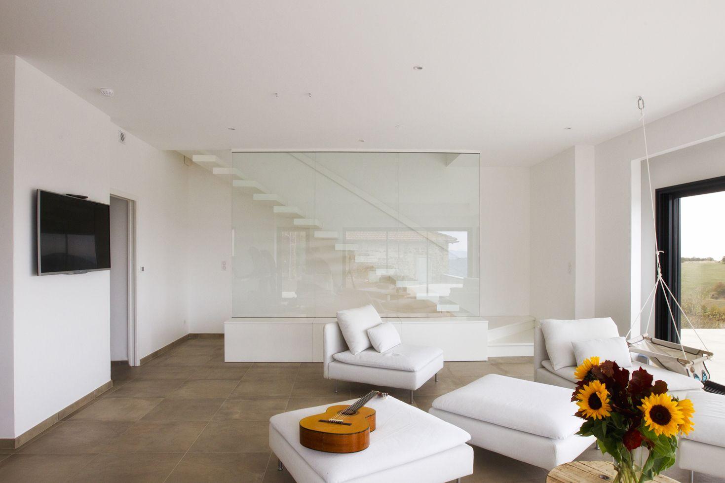 Aménagement intérieur de la pièce à vivre - Rénovation d\'une ...