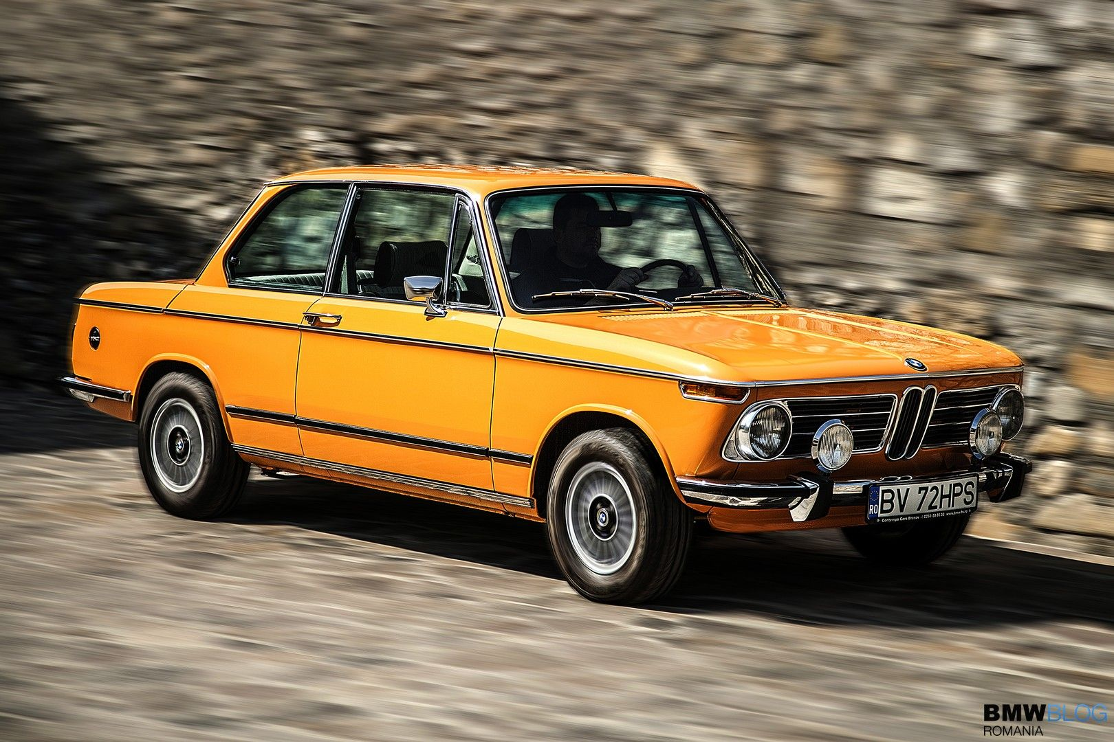 In bmw developed a new line of cars called the neue klasse or new class in 1968 bmw created history with the