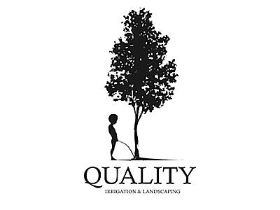 Quality | Irrigation, Logos and Logo branding