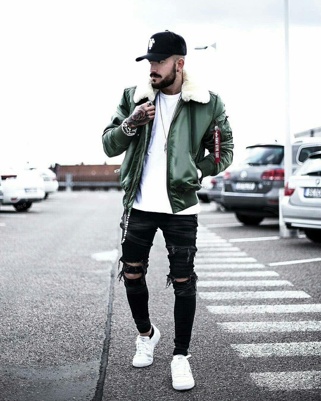 Urban Outfit / Street Outfit Look et vêtement pour homme