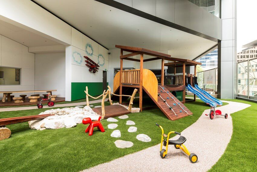 Elegant Excellent Decorate Functional Learning Space For The Kids Room