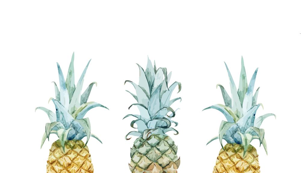 pineapple desktop wallpaper - photo #6