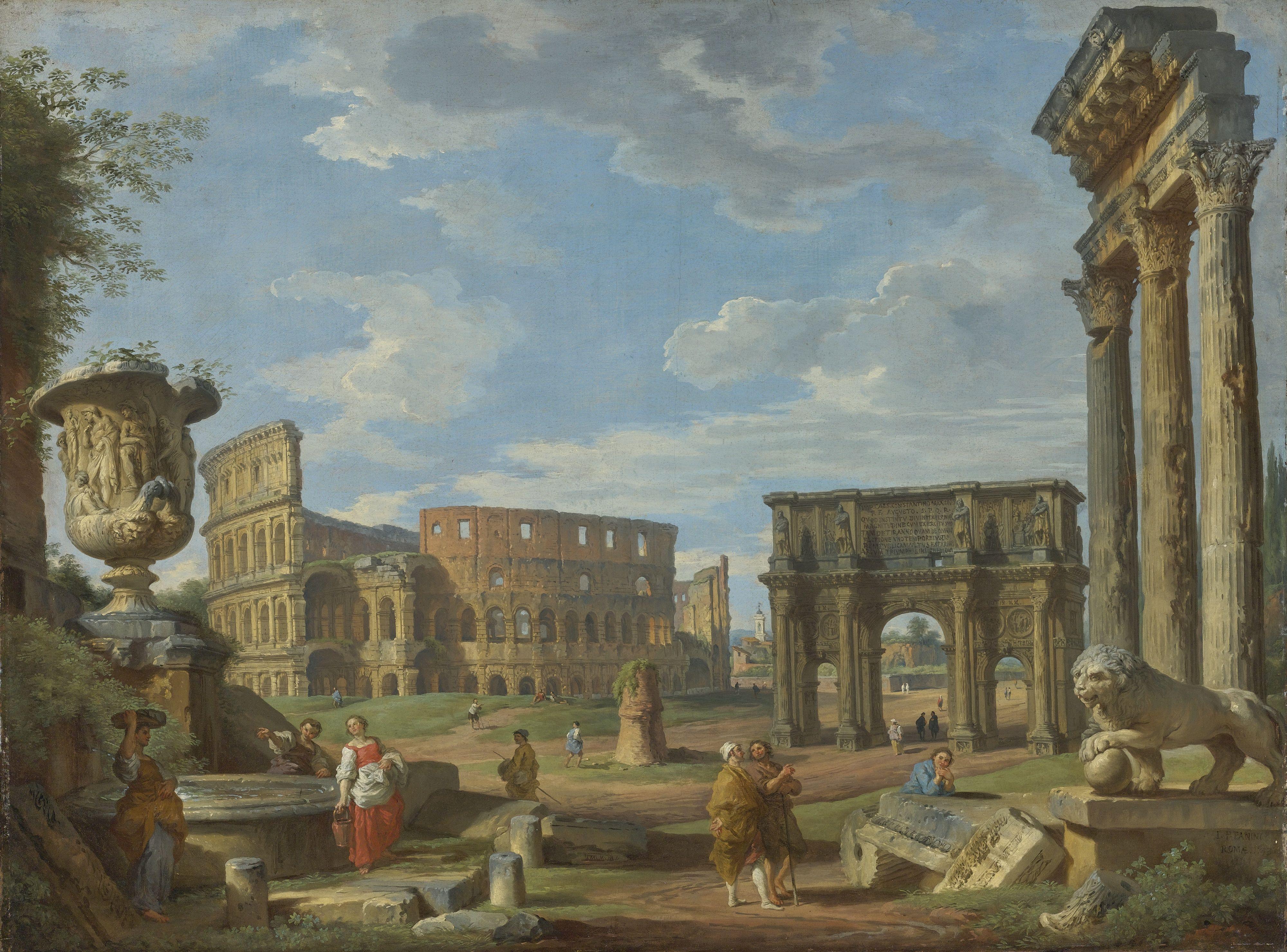 картинки римской эпохи узкий