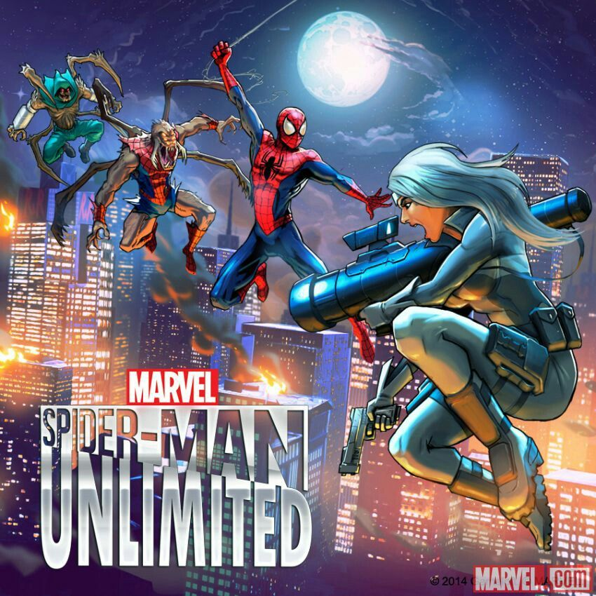 Spider-Man Unlimited | Mobile Games | KID Gaming - YouTube