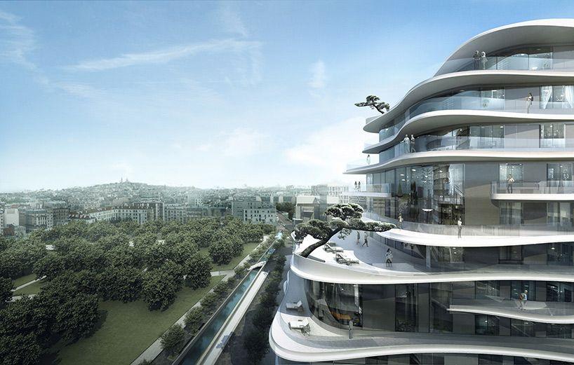 MAD architects UNIC
