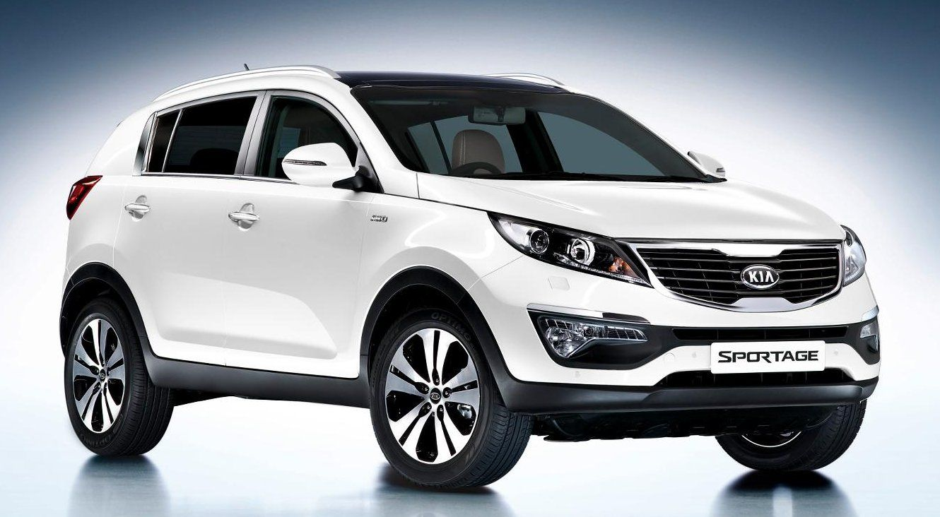 2015 Kia Sportage High Definition Wallpapers