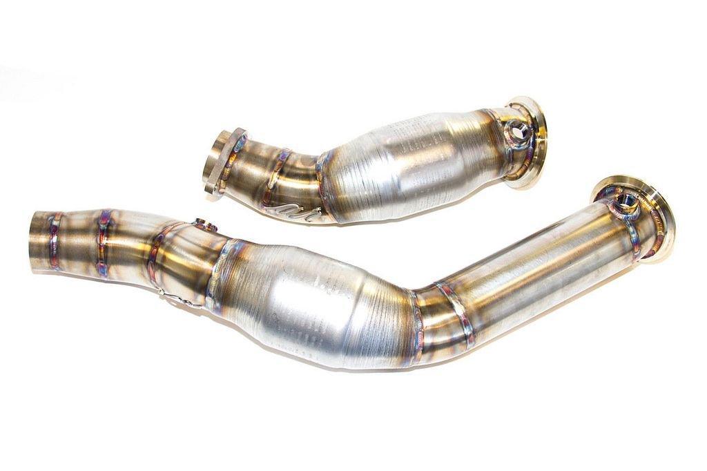 Bmw M3m4 Catted S55 Downpipes For Bmw Bmw Cats Ice Cream Scoop