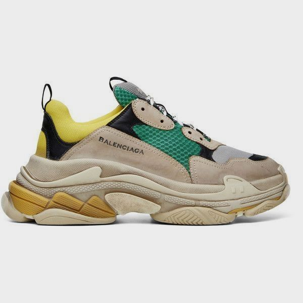 buy popular 2291d 8a8e0 Balenciaga Wmns Triple S ( 1,030) ❤ liked on Polyvore featuring shoes,  sneakers, balenciaga shoes, balenciaga trainers, balenciaga…   My Polyvore  Finds in ...