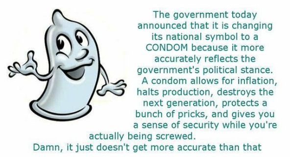 Government Says it all