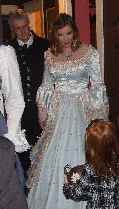 Alice in Wonderland Fantasy Gown - Custom