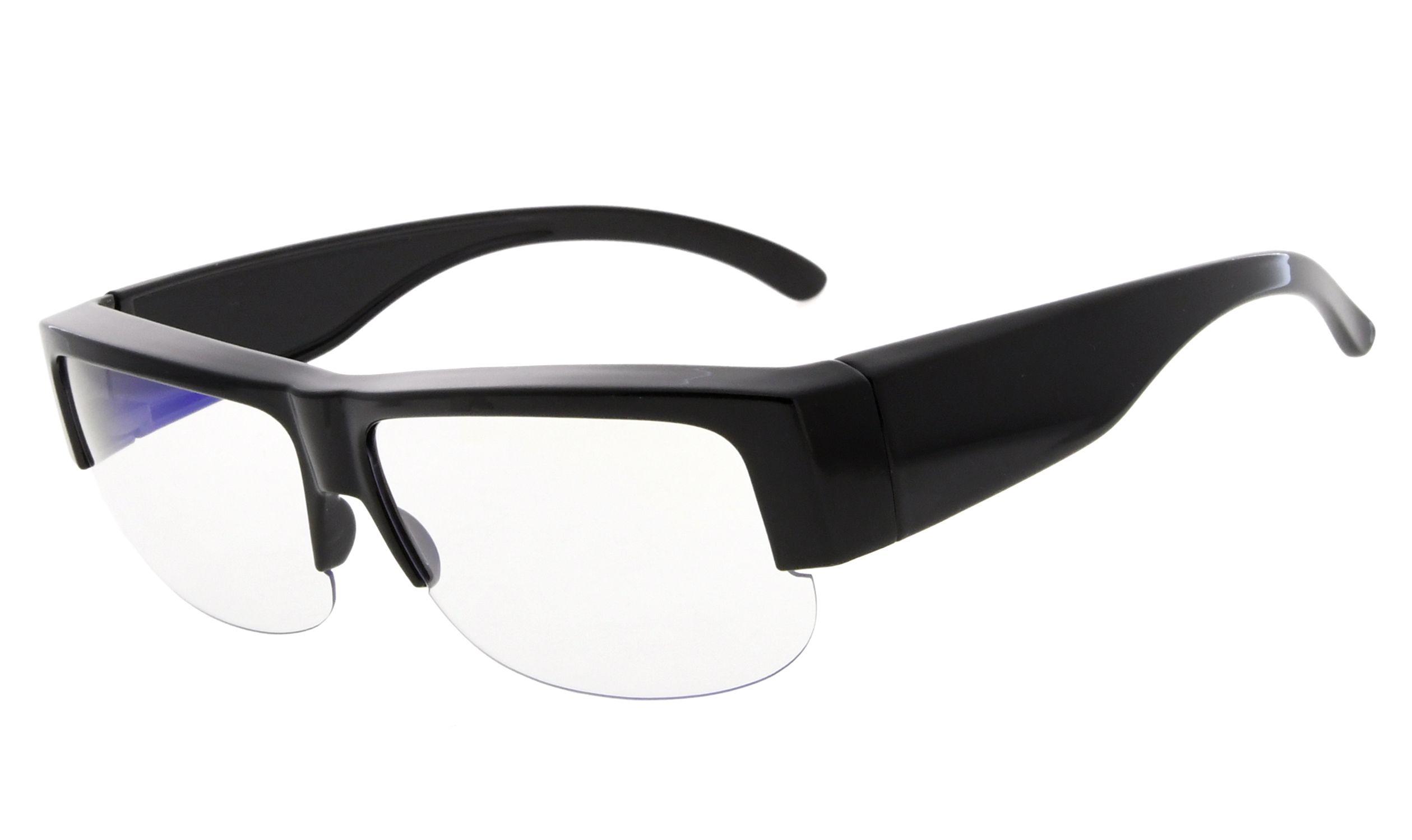 97068b640e7 30% Anti-Blue Light Blocking Fit Over Computer Glasses TMXM1803 ...