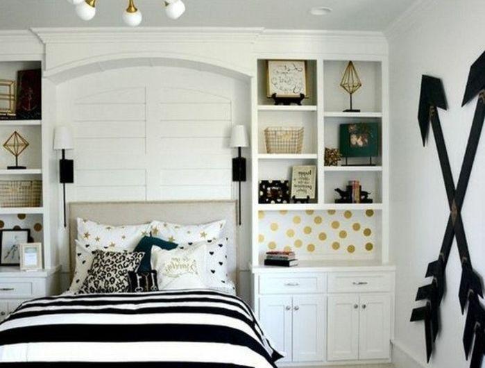 La chambre moderne ado - 61 intérieurs pour filles et pour garçons