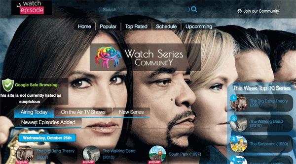 watch-episode tv | FREE website to watch series | Watch