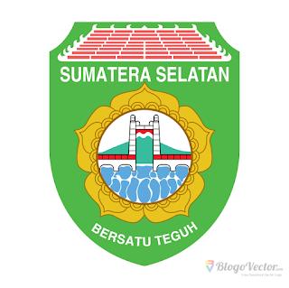 Sumatra Selatan Logo Vector Cdr Di 2020 Indonesia Bendera Kota Palembang