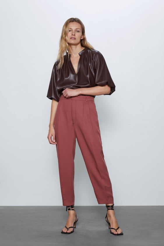 Photo of Flowy pants
