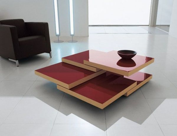 Bellato Rotor Mobilnyy Zhurnalnyy Stolik Stoliki Pinterest - Rotor-coffee-table-by-bellato