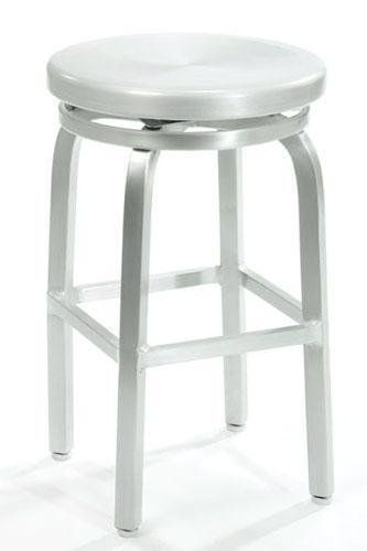 Amazon Com Melanie Swivel Counter Stool Swivel Brushed