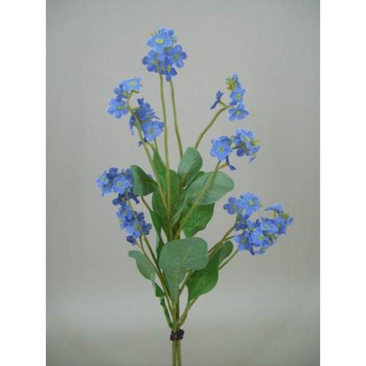 Artificial forget me nots posy blue f038 e3 wedding flowers artificial forget me nots posy blue f038 e3 mightylinksfo