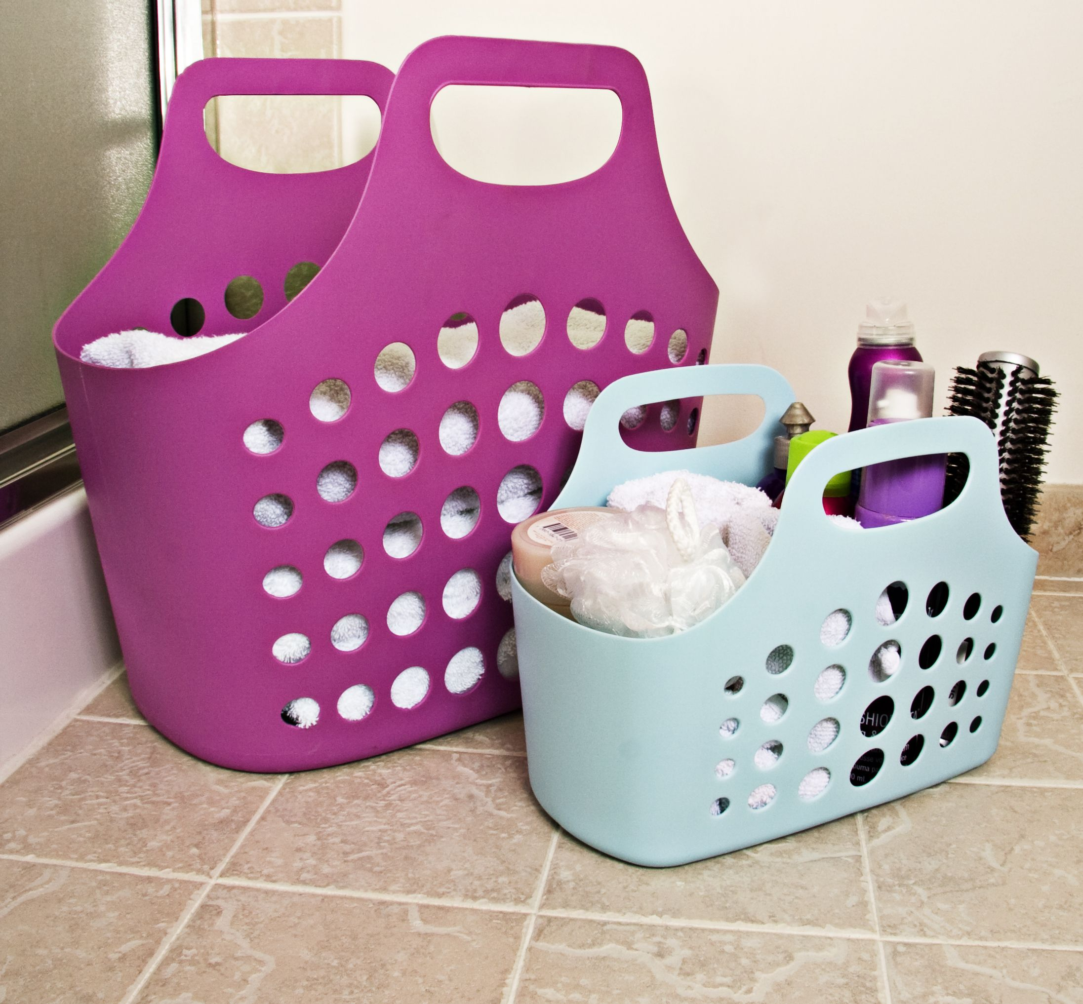 Cute portable soft carry laundry. Perfect for on the go, or as a ...