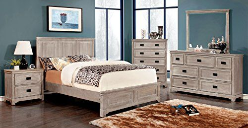 Pin On I Liked Them, Lake Town Off White 3 Piece Queen Panel Bed With Storage