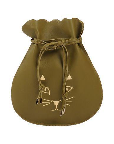 Charlotte Olympia Women Handbag on YOOX. The best online selection of  Handbags Charlotte Olympia. YOOX exclusive items of Italian and  international ... 812209856e199
