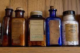 antique medicine bottles - Google Search