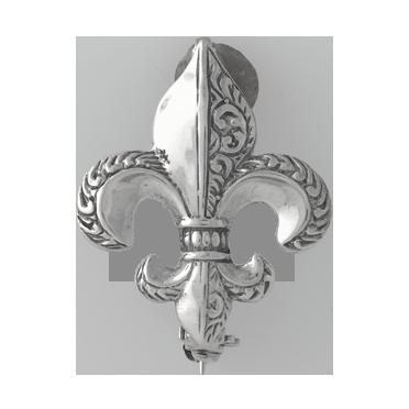 French symbols fleur de lys translates from french as lily flower the symbol is a - Fleur de lys symbole ...